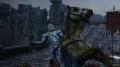 Osgiliath: Ein Reiter beruhigt sein Pferd